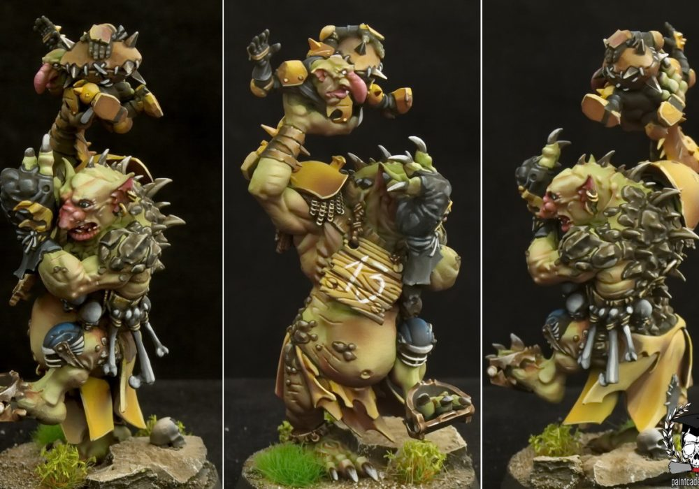 How to paint Light Green Skin (Video)
